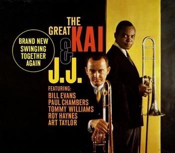 The Great Kai & J. J., rilis pertama Impulse! Records (1961)