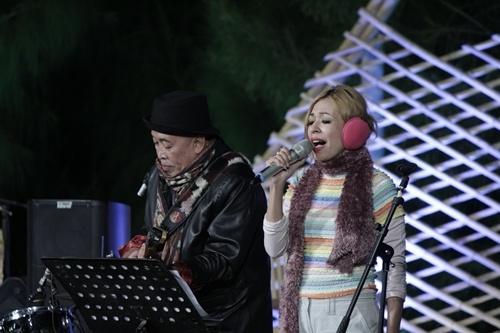 Syaharani (foto oleh Cholid Sulistyawan)