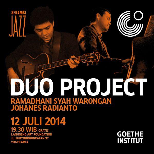 Serambi Jazz Duo Project