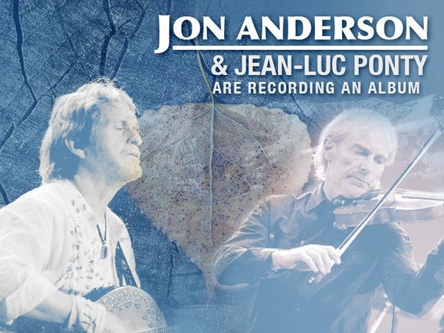 Photo of The Anderson Ponty Band, grup baru bentukan Jon Anderson dan Jean-Luc Ponty