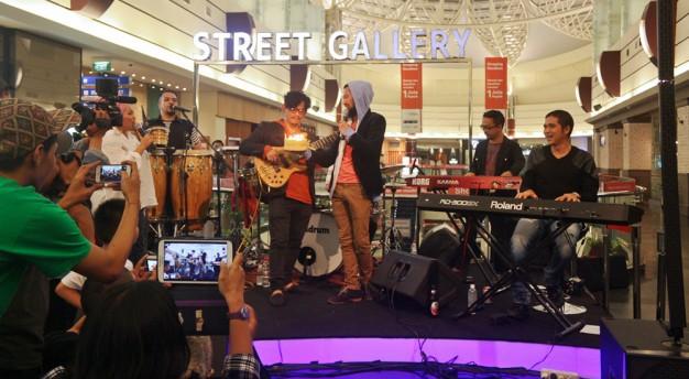 Starday Monday with Stars @ Street Gallery, jazz awal pekan bersama Barry & Benny Likumahuwa, Joey Alexander dan the Groove