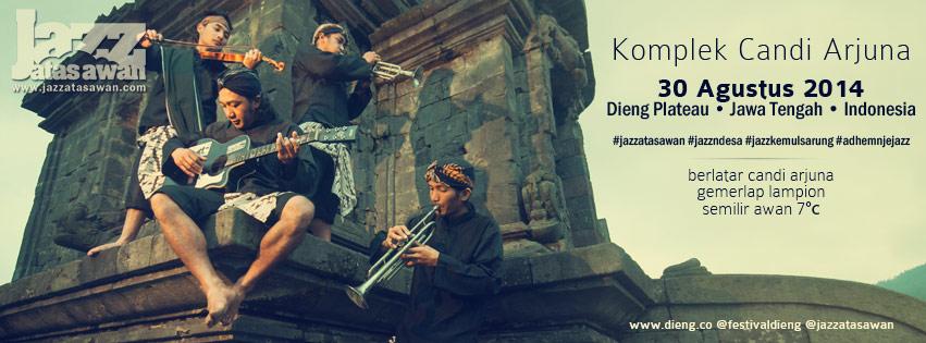 Photo of Jazz Atas Awan: Jazz empat derajat celcius di Dieng