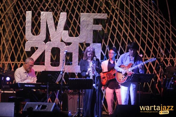 UVJF 2014 - Chika Asamoto, Michael Verapen
