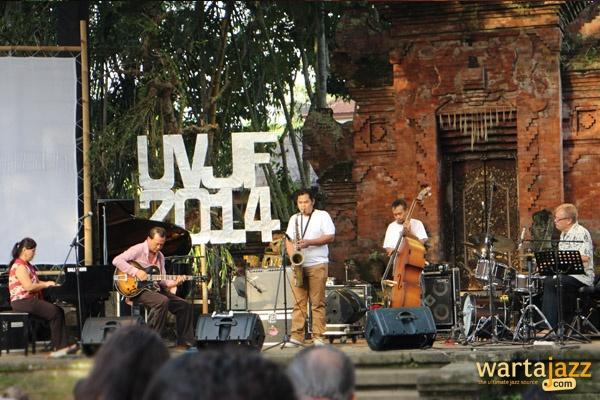 UVJF 2014 - Yuri Mahatma, Astrid Sulaiman