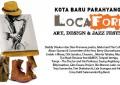 Locafore Art Design Jazz Festival 2014, bertabur bintang