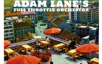 Adam Lane's Full Throttle Orchestra – Live in Ljubljana