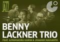 Benny Lackner Trio feat. Adra Karim & Johanes Radianto di Serambi Jazz, Jakarta, 16 Oktober