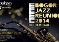 Bogor Jazz Reunion digelar 25 Oktober di SKI Katulampa
