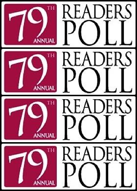 downbeat readerspoll 14-vert