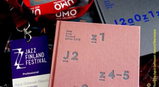 Jazz Finland Festival dan European Jazz Conference 2014 (Hari pertama)