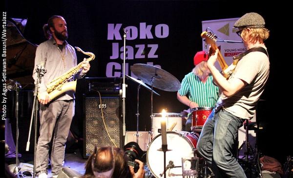 Young Nordic Jazz Comets 2014 : Krokofant (Norwegia)
