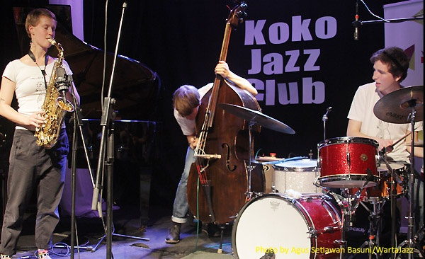 Young Nordic Jazz Comets 2014: Musik för hemlösa (Denmark)