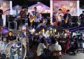 Jazz and Blues, Menyambut pesta Jazz tahunan, Mahakam Jazz Fiesta