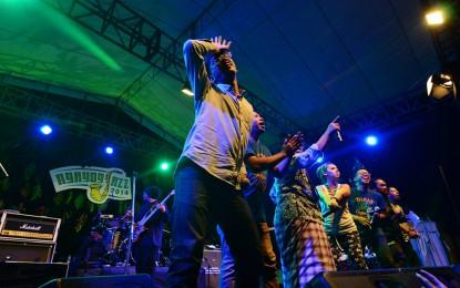 Kemeriahan jazz aneka warna dalam Ngayogjazz 2014