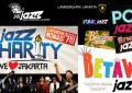 14th Jak Jazz Festival digelar empat belas hari di dua puluh titik