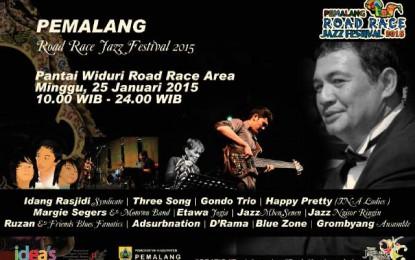 Pemalang Road Race Jazz Festival 2015