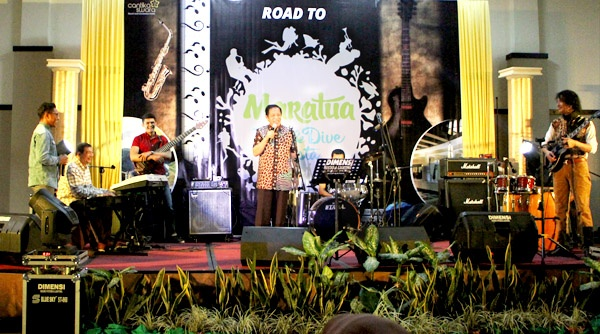 Road to Maratua Jazz and Dive Fiesta
