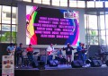 Mendadak groovy bersama Yura dan Laid This Nite (Java Jazz on the Move)