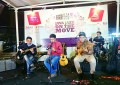 Sensasi ragam genre di Ozone Area (Java Jazz on the Move)