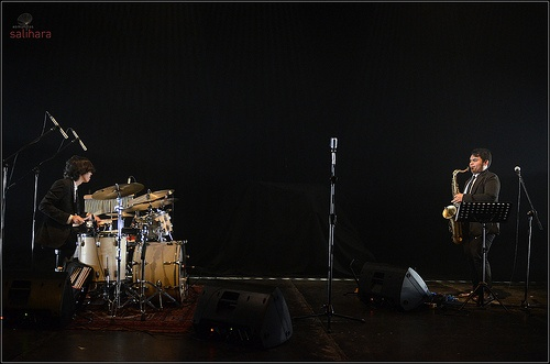 Photo of Duo Jessi Mates dan Ricad Hutapea buka Jazz Buzz 2015