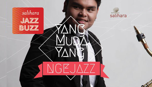 Photo of Salihara kembali gelar Jazz Buzz sepanjang Februari 2015