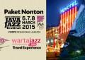 Paket Akomodasi (menginap dan nonton) Java Jazz Festival 2015