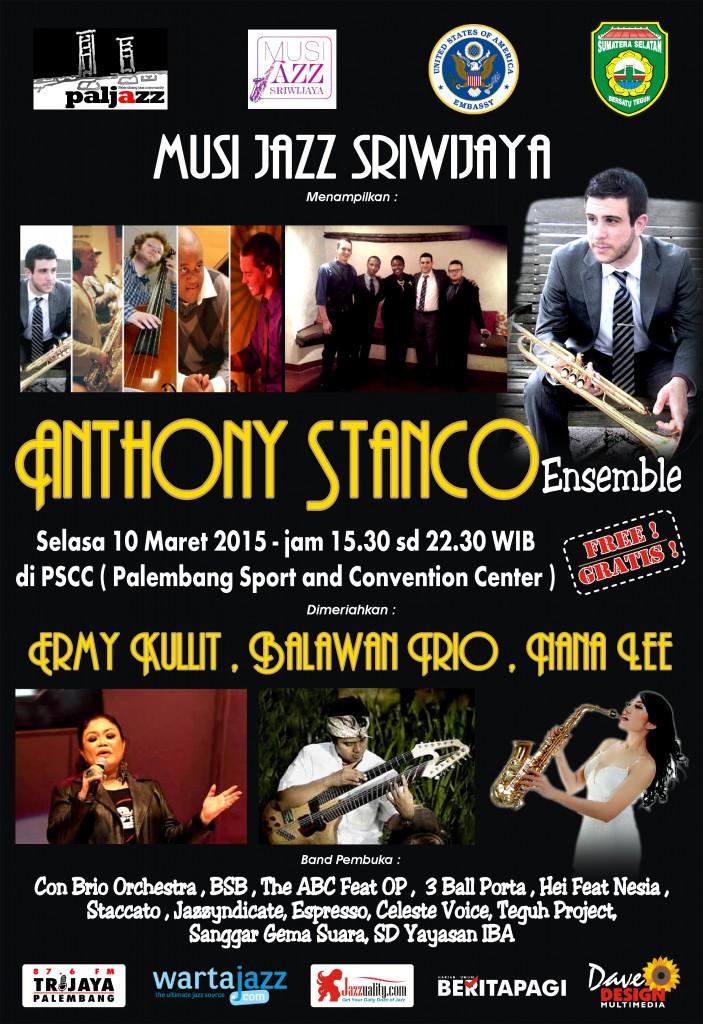 Musi Jazz Sriwijaya