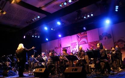 Blue Note Tokyo All-Stars Jazz Orchestra pukau pengunjung  Java Jazz Festival 2015