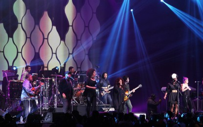 Chaka Khan feat. Incognito ramaikan Java Jazz Festival 2015