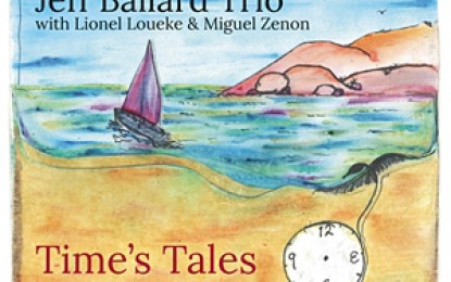 Jeff Ballard Trio – Time's Tales