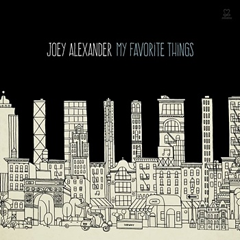 Joey Alexander - My Favorite Things (Motéma Music)