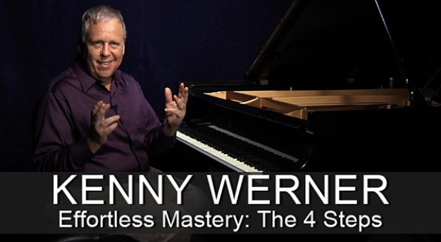 "Kenny Werner rilis ""Effortless Mastery: The 4 Steps"" via JazzHeaven.com"