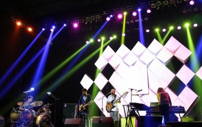 Meshell Ndegeocello di Java Jazz Festival 2015