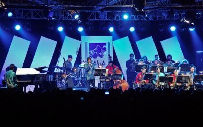 Ron King Big Band, penampil veteran Java Jazz Festival