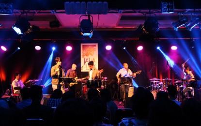 Jazz trendi ala the Dauna's di Java Jazz Festival 2015