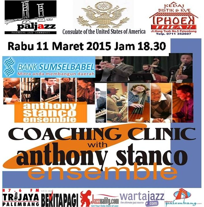 Coaching Clinic Anthony Stanco Ensemble