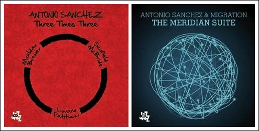 Antonio Sanchez_3x3_The Meridian Suite