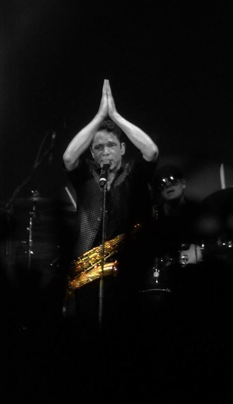 "Dave Koz di Economic jazz 20th 2015 (Photo by Gono ""Mamiek"" Santoso)"