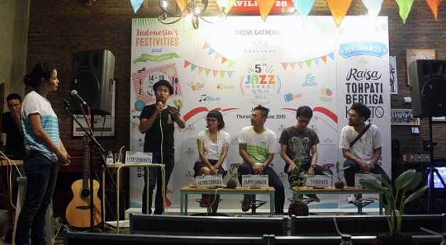 The 5th Jazz Market by the Sea: Indonesia's Festivities and Culinary Journey