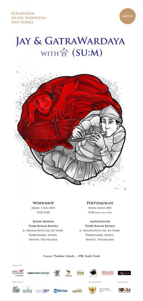 Kolaborasi Jay Gatra Wardaya & Su:um