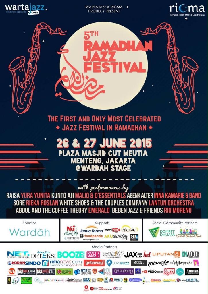 Ramadhan Jazz Festival 2015