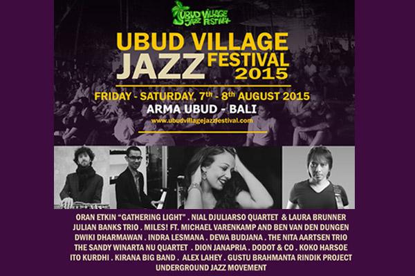 Photo of Menanti 3rd Ubud Village Jazz Festival