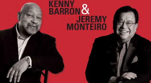 Kenny Barron & Jeremy Monteiro Piano Duo di Mosaic Music Series