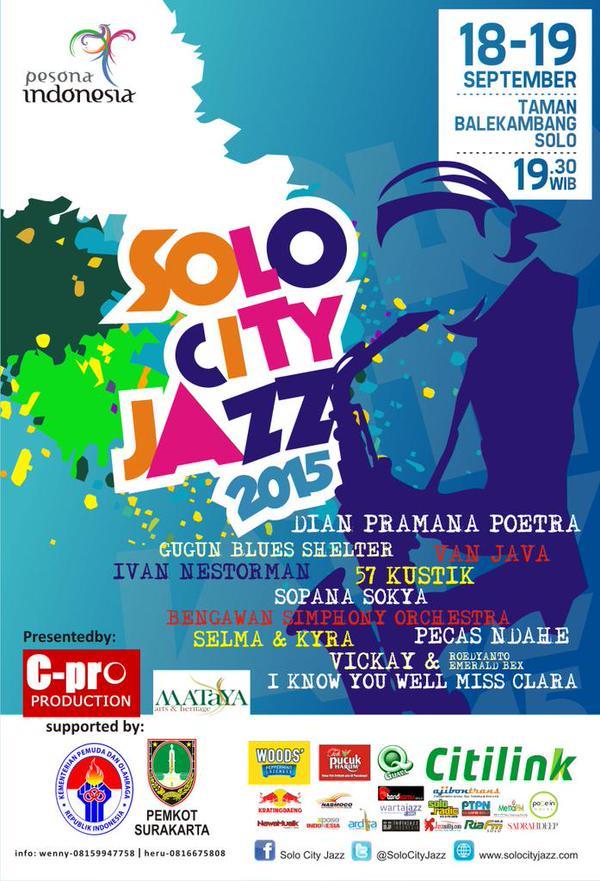 Solo City Jazz 2015
