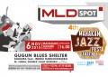 Gugun Blues Shelter, Soukma & Indro Hardjodikoro bintangi 4th Mahakam Jazz Fiesta Samarinda