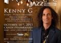 Prambanan Jazz Hadirkan Kenny G dan Musisi Jazz Tanah Air