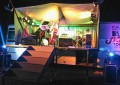 MP3 Trio dan Dira Sugandi Sapa Kota Malang di Acara MLD Spot : Stage Bus Jazz Tour 2015
