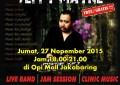 Palembang Jazz Community Konsisten Dengan Clinic Music