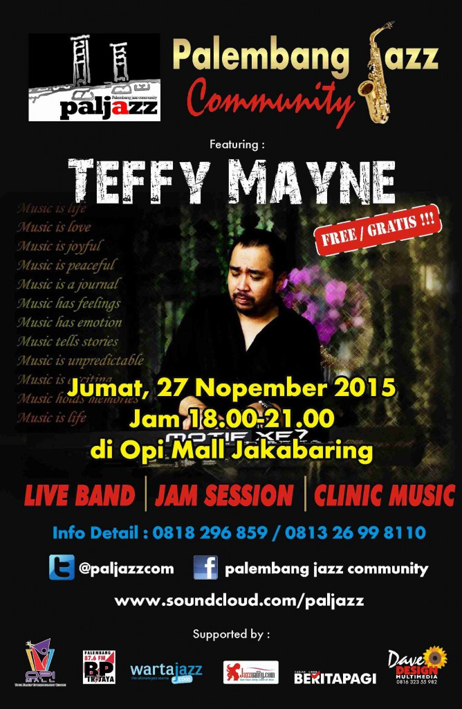 Clinic Music Teffy Mayne