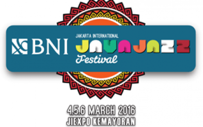 Dukungan penuh Pemprov DKI untuk Jakarta International BNI Java Jazz Festival 2016